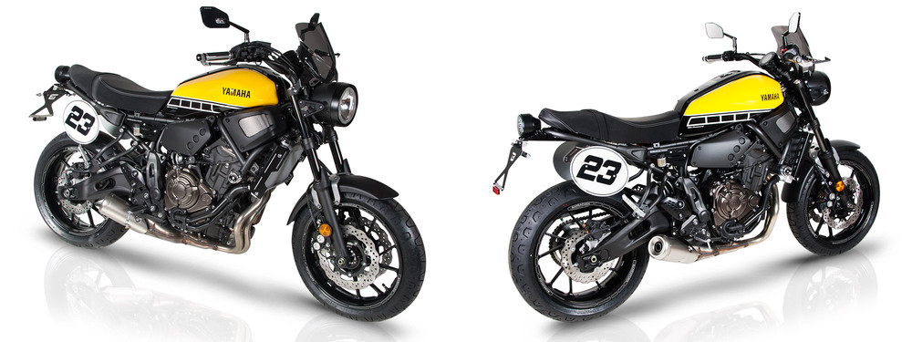 xsr 700 yamaha motorcycle. Black Bedroom Furniture Sets. Home Design Ideas