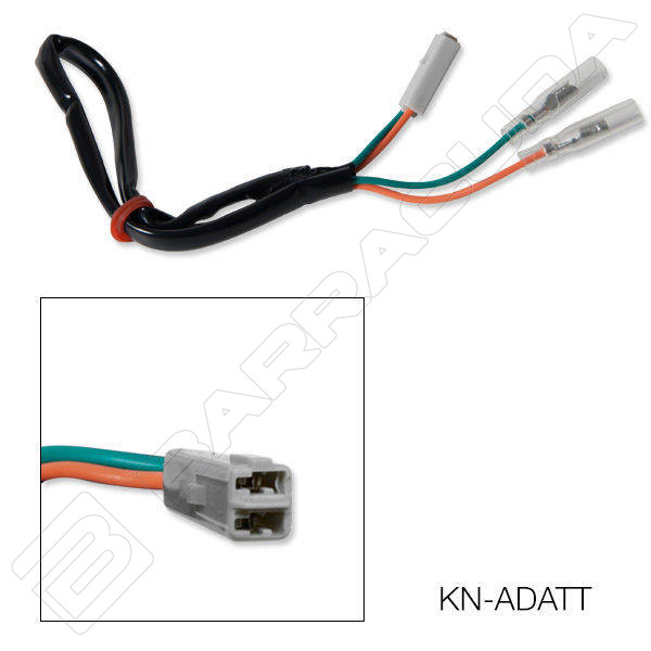 KIT CABLES INTERMITENTES KAWASAKI